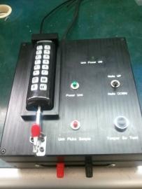 מתקן חצי-אוטומטי לבדיקת לוח מקשים